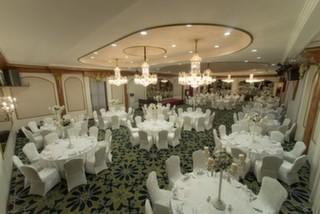 Ankara'da Düğün: Hotel İçkale
