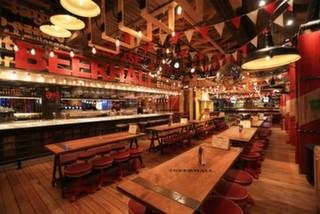 Akaretler'de Cıvıl Cıvıl Yeni Bir Mekan: Beerhall