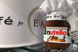 Nutella Cafe Ve Fit Cafe Yan Yana; Seçim Sizin ;)