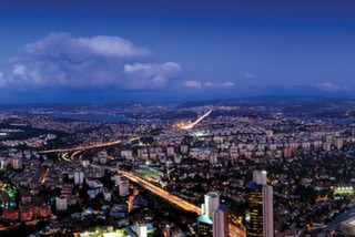 İstanbul'a En Yüksekten Bakın: İstanbul Sapphire