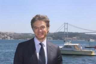 """Dr. Mehmet Öz: """"Boğaz'da dolaşmaya ve denize girmeye bayılıyorum"""""""