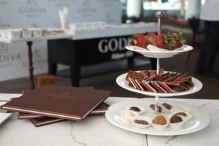 Godiva'nın ünlü çikolata şefi Philippe Daue İstanbul'daydı