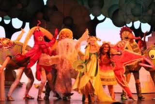 Zorlu Çocuk Tiyatrosu Perdelerini Açıyor!