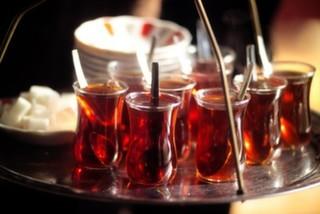 Türkiye'nin Popüler 10 Çay Bahçesi