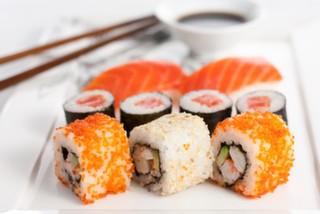 2014'ün En İyi Sushi Mekanları
