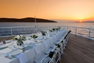 Düğün İçin İstanbul'daki En İyi Tekneler