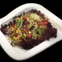 Hellim Peynirli Közlenmiş Patlıcan Salatası