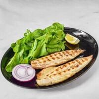Roka , Soğan , Limon / Grilled Mackerel , Rocket, Onions, and Lemon