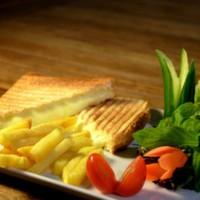 Beyaz peynir, domates salatalık söğüş