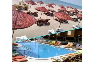 Denize Sıfır Kumburgaz Grand Gold Hotel Açık Havuz ve Plaj Kullanımı