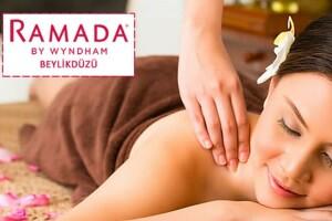 Ramada By Wyndham Beylikdüzü Pearl Spa'da Yenileyici Masaj Paketleri