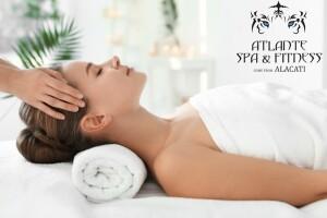 Etiler Bellevue Residence Atlante Spa'da Klasik Masaj & Spa Keyfi