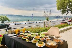 Yeşilçam Cafe & Bistro'dan Manzaraya Nazır Nefis Kahvaltı Menüsü