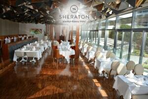 Sheraton İstanbul Ataköy Hotel'den İçecek Dahil Yemek Menüleri