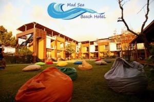 Mad Sea Beach Hotel Ağva'da 2 Kişi 1 Gece Kahvaltı Dahil Konaklama
