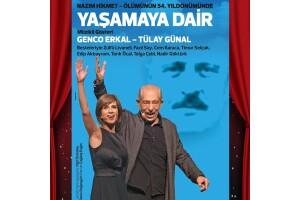 'Yaşamaya Dair' Adlı Oyuna Tiyatro Bileti