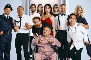 Ünlü Oyuncuların Sahnelediği 'Kaç Baba Kaç' Tiyatro Oyunu Bileti