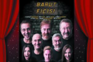 'Barut Fıçısı' Tiyatro Oyunu Bileti