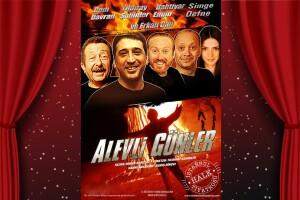 Erkan Can ve Cem Davran Yer Aldığı Alevli Günler Tiyatro Oyunu Bileti