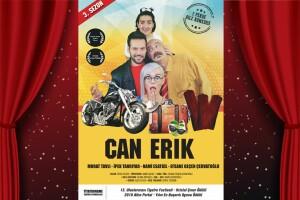 Komedi Sevdalıları İçin 'Can Erik' Tiyatro Oyunu Bileti