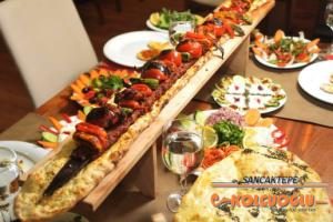 Sancaktepe Kolcuoğlu Restaurant'ta Enfes Kebap Menüleri