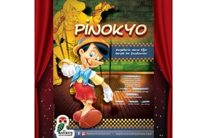 'Pinokyo' Adlı Çocuk Tiyatro Oyununa Bilet