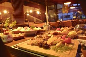 Beylikdüzü The Shaula'da Akşam Yemeği Keyfi