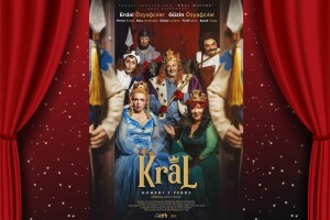 Güzin & Erdal Özyağcılar'ın Başrol Oynadığı 'Kral' Tiyatro Bileti