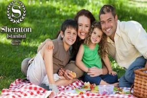 Sheraton İstanbul'da Hafta Sonlarına Özel Brunch Piknik Menü