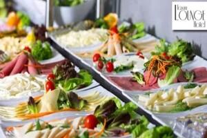 Taxim Lounge Hotel'de Açık Büfe Kahvaltı Keyfi