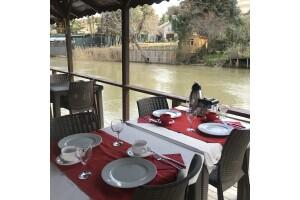 Ağva Shelale Hotel'den Hafta Sonu Geçerli Serpme ve Açık Büfe Kahvaltı