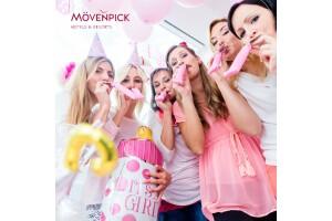 Mövenpick Hotel Golden Horn'da Doğum Günü & Baby Shower Organizasyonu