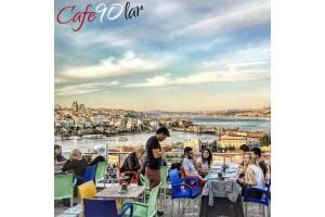 Cafe 90'lar Süleymaniye'de Kahvaltı