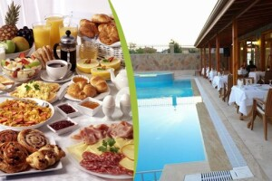 Ağva Günay Hotel'den Sınırsız Çay Eşliğinde Köy Kahvaltısı