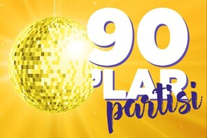 Her Perşembe 90'lar Tükçe Pop Parti Giriş Bileti