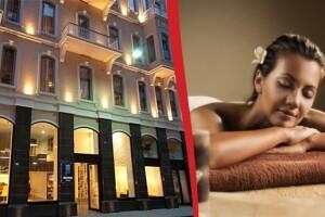 Occidental Pera İstanbul Hotel Gold Plus Spa'dan Masaj ve Islak Alan