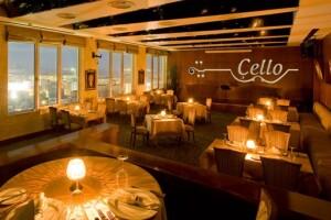 Çello Restaurant'ta Her Cuma Müzikli Akşam Yemeği Programı