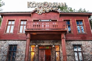 Köşk Orman Hotel Büyükada'da Konfor Dolu Çift Kişilik Konaklama