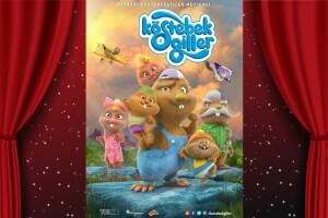 Köstebekgiller Orman Müzikali Çocuk Tiyatro Bileti