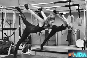 Aida Pt Pilates'ten İnceltici Etkisi Olan 50 Dakika Reformer Pilates