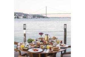 İnci Bosphorus'tan Tadı Damağınızda Kalacak Serpme Kahvaltı Menüsü