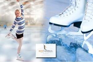 Icetanbul'un 1200 Metrekarelik Buz Pistine Serbest Giriş