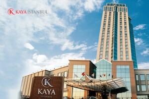Kaya İstanbul Fair & Convention Hotel Summit Restaurant Akşam Yemeği
