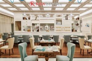 Kaya İstanbul Fair & Convention Hotel'de Açık Büfe Kahvaltı