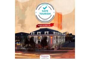 Ramada İstanbul Asia Hotel'de Tek veya Çift Kişi Konaklama Seçenekleri