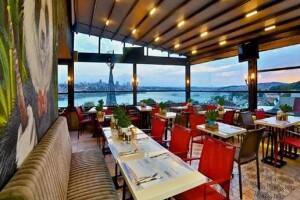 Glamour Lounge Sirkeci'de Boğaz Manzarası Eşliğinde Kahvaltı Seçenekle