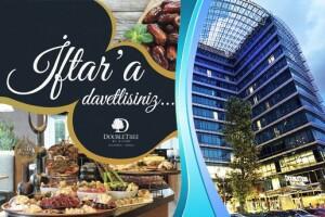 Double Tree by Hilton Moda'da Canlı Fasıl Eşliğinde Açık Büfe İftar