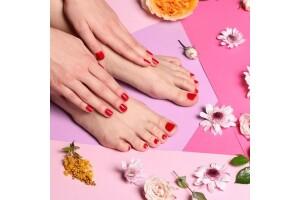 S Beauty Güzellik'ten Manikür & Pedikür, Protez Tırnak, Kalıcı Oje