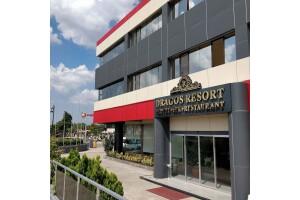 Dragos Resort Spa & Restoran'da Çift Kişilik Konaklama Seçenekleri