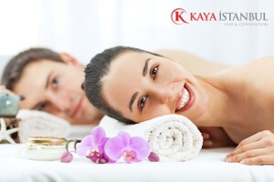 Kaya İstanbul Fair & Convention Hotel'den Masaj Seçenekleri